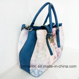 Heet Trendy Ontwerp Dame Gradient Color PU Handbags (nmdk-060203)