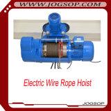 Het Elektrische Hijstoestel van de Kabel van de Draad van het staal