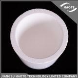 Crogiolo di ceramica di fabbrica del quarzo refrattario all'ingrosso di prezzi