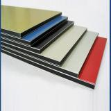 El panel compuesto de aluminio de la prueba de fuego usado para el revestimiento de la pared exterior de Interior&