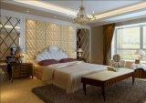 ソファーの背景の機械または最上質の壁の装飾の革パネルの浮彫りになる機械を作る自動革壁のタイル