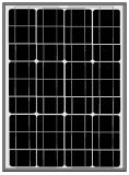 mono painel 95W solar para a luz solar
