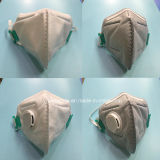 Máscara de polvo disponible de la máscara del respirador sin la válvula en Ffp2