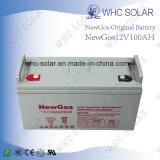 12V 100ah tiefe Schleife AGM-Batterie für UPS-Sonnensystem