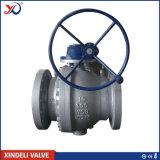 Trunnion литой стали типа 300 фабрики служил фланцем шариковый клапан
