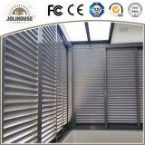 Auvents en aluminium approuvés de certificat de la CE