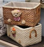 Caliente-Vender Handcraft la cesta natural de la paja (BC-S1210)