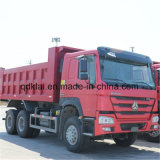 De Vrachtwagen van de Stortplaats van de Vrachtwagen van de Kipper van Sinotruk 50ton HOWO 8X4