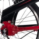 Tdjdc 16/de bicicleta de dobramento sem correntes de 20 polegadas que dobra a bicicleta de dobramento da roda pequena barata elétrica da K-Rocha da bicicleta