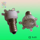 Melhor preço para LED E10 E14 Lâmpada de entretenimento LED Amusement Rides Lighting