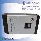 Eingebauter MPPT Solarhybrider Solarinverter des ladung-Controller-5000va
