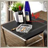 Tabella moderna dell'angolo della Tabella del lato del tavolino da salotto della mobilia della casa della mobilia dell'acciaio inossidabile della Tabella di sezione comandi della Tabella della mobilia della mobilia dell'hotel della Tabella di tè (RS161003)