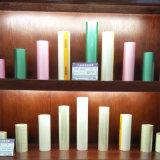 Lámina de impresión de transferencia de plata para botella de vidrio