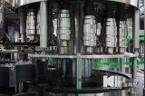 Quilômetro do enchimento da água e máquina puros da selagem