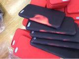 Het ultra Slanke Geval van de Telefoon van de Verandering van de Kleur van het Leer Magische voor iPhone 6/7