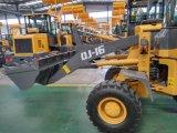 1.6 tonnellate di caricatore con 0.8m3, pneumatico della rotella di inverno