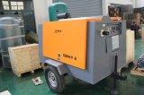 Bewegliche gefahrene industrielle Schrauben-Dieselluftverdichter (7m3/min-17m3/min)