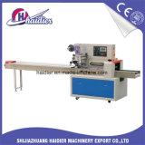 Emballage de la machine à emballer horizontale automatique de palier de flux pour le pain