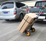 Trole Foldable de aço da mão do caminhão de mão com capacidade de carga 120kg (YH-HK023)