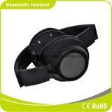 Auriculares sem fio Foldable do auscultadores de Bluetooth da alta qualidade
