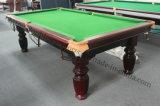 Madeira contínua padrão de Interenational com a tabela de Snooker do bilhar da ardósia