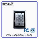 Contrôleur autonome d'accès de carte de fin de support d'IDENTIFICATION RF de clavier numérique en métal (SAC101)