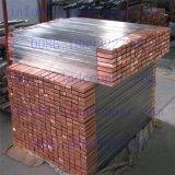 Busbar van het Koper van het titanium Beklede Anode voor Eletrolysis