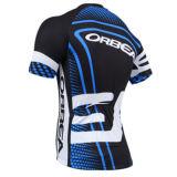 人のための循環の服装のバイクの摩耗の循環のワイシャツ
