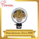luz de condução Offroad IP68 do diodo emissor de luz 12W