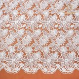 L20010 Moda Leite De Seda Bordado Lace Fatory Preço Lace Tecido para Vestir