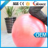 Ovalada bola de la gimnasia de la bola de la yoga