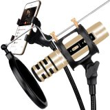 Universeel K zingt de Levende Androïde Mobiele Microfoon van de Appel van de Microfoon van de Telefoon