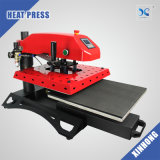 Machine d'impression pneumatique automatique plate directe de chemise d'usine