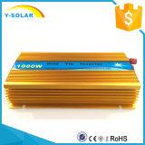 Gti-1000W-36V-110V-G 10.8-28VDC 입력 110VAC 격자 동점 변환장치 순수한 사인 파동