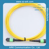 Cuerda de corrección óptica de fibra de MPO