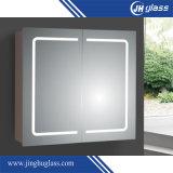 Gabinete de espelho retroiluminado LED de 5 mm com IP44
