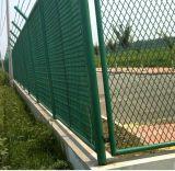 Frontière de sécurité galvanisée utile de maillon de chaîne des prix inférieurs/PVC enduite clôturant le fournisseur d'or de la Chine