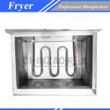 frigideira 20L profunda elétrica comercial (DZL-13B)