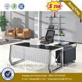 Mesa de escritório de madeira da tabela nova do escritório do metal com gavetas (NS-GD015)