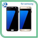 LCD de Becijferaar van het Scherm voor de Melkweg van Samsung Note4 N9100 Note5 S7 S6