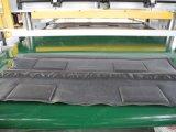 Máquina que corta con tintas de la cubierta de la protección de la batería de coche