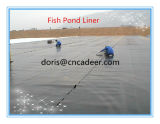 0.15mm-0.3mm Waterproofing Fish Farm HDPE Geomembrane
