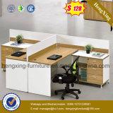 Het Werkstation van de Verdeling van het Bureau van de Melamine van de Lijst van het Bureau van de manier (hx-6M191)