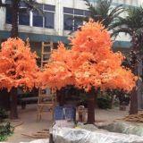 Árvore de bordo artificial da decoração ao ar livre do jardim do uso