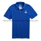 Nouveau T-shirt en coton design avec impression en broderie