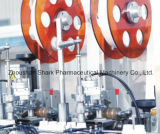Pharmazeutische Maschinerie-automatische einschiebende Papiermaschine