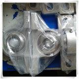 Rolamento Ssucfl211 do bloco de descanso do aço inoxidável da flange de dois parafusos