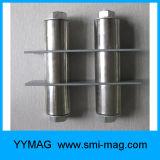 De ronde Cilinder van de Staaf van de Staaf Magnetische voor het Verwijderen van Onzuiverheid