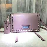 Sacchetto di spalla lungo fissato cuoio alla moda del messaggero del Tote della cinghia della borsa dei sacchetti delle donne per le signore Emg5155