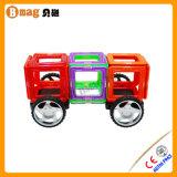 Brinquedos magnéticos educacionais do edifício